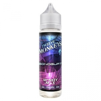 Twelve Monkeys - Bonogurt - Premium Liquid - 50ml