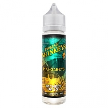 Twelve Monkeys - Mangabeys - Premium Liquid - 50ml