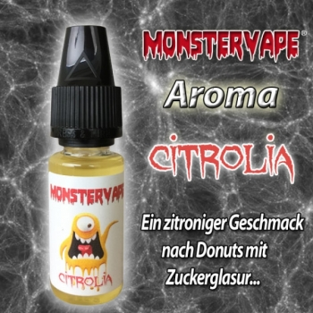 Citrolia MonsterVape Aroma 10ml