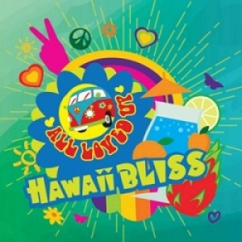 Big Mouth All Loved Up - Hawaii Bliss Aroma - 10ml
