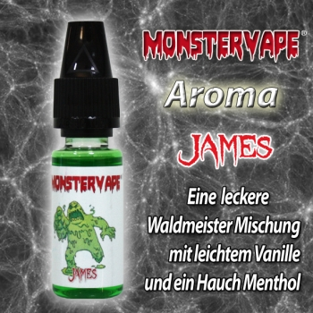 James MonsterVape Aroma 10ml