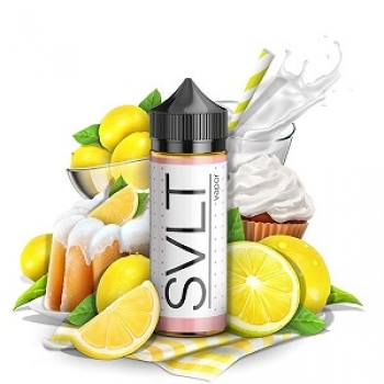 Humble X Solace - SVLT - Lemon Cake - Premium Liquid-100ml