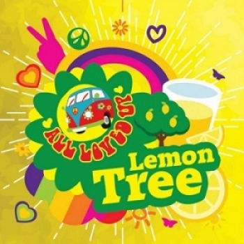 Big Mouth All Loved Up - Lemon Tree Aroma - 10ml