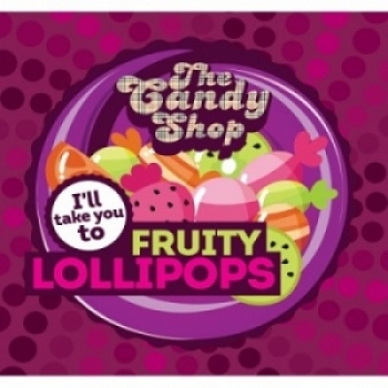Big Mouth The Candy Shop - Fruity Lollipops Aroma - 10ml