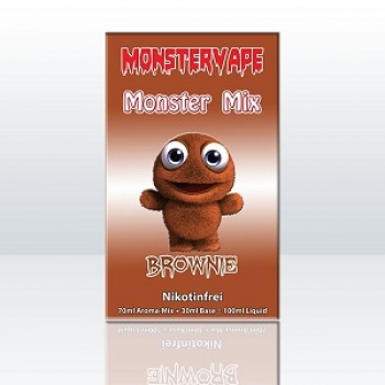 Monster Mix - Brownie Aroma 70ml