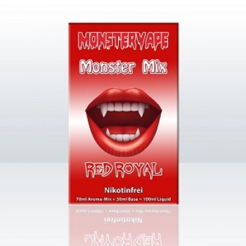 Monster Mix - Red Royal Aroma 70ml