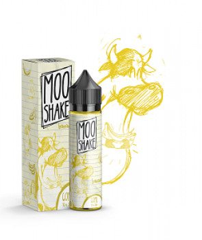 Nasty Juice - Moo Shake - Banana - 50ml