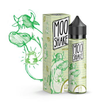 Nasty Juice - Moo Shake - Matcha - 50ml