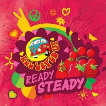 Big Mouth All Loved Up - Ready Steady Aroma - 10ml