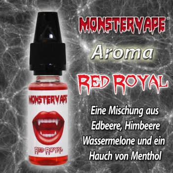 Red Royal MonsterVape Aroma 10ml