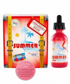 Summer Holidays - Strawberry Bikini - 50ml