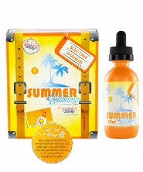 Summer Holidays - Sun Tan Mango - 50ml