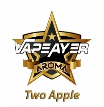 VapeAyer Two Apple Aroma - 10ml