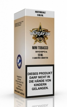 VapeAyer - Mint Tobacco Liquid
