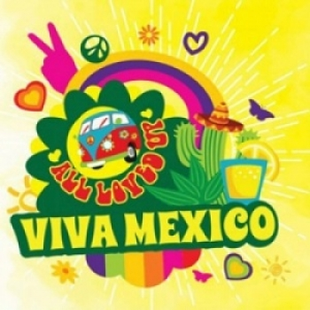Big Mouth All Loved Up - Viva Mexico Aroma - 10ml