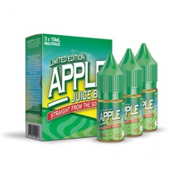 Apple Juice Limited Edition 3 x 10ml