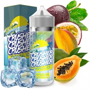 Crusher Tropical Ice Premium Liquid 100 ml