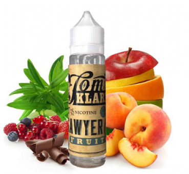 TOM KLARK'S TOM SAWYER Frucht Premium Liquid 60 ml