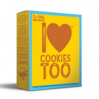 I Love Cookies Too 3 x 10ml