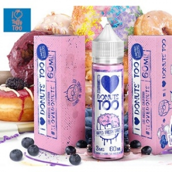 I Love Donuts Too - 50ml