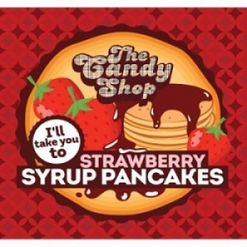 Big Mouth The Candy Shop - Strawberry Syrup Pancakes Aroma - 10ml