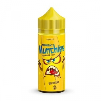 Midnight Munchies - O.G. Banana - 100ml